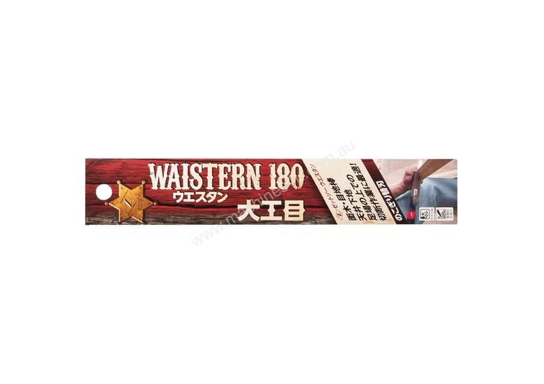 Japanese Waistern 180 Wood Pullsaw Blade Only