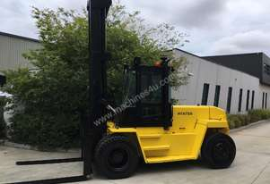 Hyster 12T Counterbalance Forklift