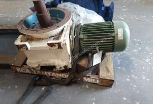 Gearbox and Motor