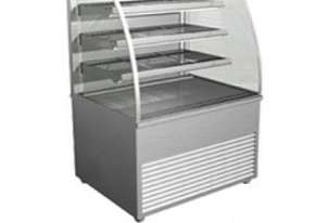 Cossiga D4OF9 Dimension Open Front Refrigerated Cabinet