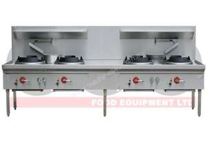 LKK LKK-4BC Waterless Wok Burners