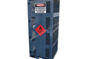 Forklift Gas Cylinder Cage – 8 x Bottles. (310mm diameter 'Q/T/TS' size). Made in Australia