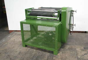Recoiler Roller Machine