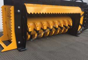 FIXED FLAIL MULCHER 125 Series 20+ Tonne Excavator