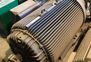 250 kw 330 hp 10 pole 415 volt AC Electric Motor
