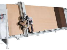 Casadei Industria Alu Ranger 6321 V-Groove Vertical CNC Machining Centre - picture0' - Click to enlarge
