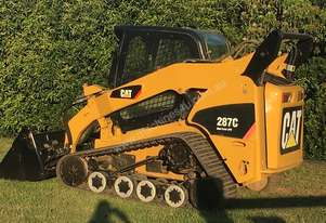 2008 CATERPILLAR 287C SKID STEER
