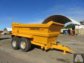 2017 BARFORD D16 16T TWIN AXLE DUMP TRAILER - picture1' - Click to enlarge