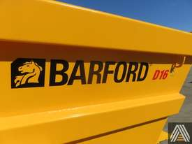 2017 BARFORD D16 16T TWIN AXLE DUMP TRAILER - picture7' - Click to enlarge
