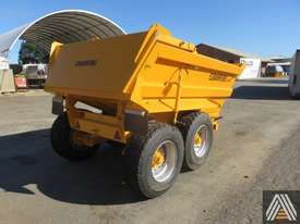 2017 BARFORD D16 16T TWIN AXLE DUMP TRAILER - picture9' - Click to enlarge