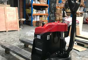HC Electric Pallet Jack Powered Pallet Truck 1.5 Ton Brand New