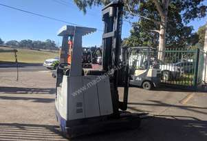 HIGH REACH FORKLIFT - 6.3M - AS TRADED