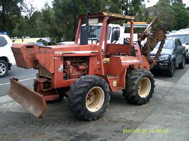 7610 trencher 84hp ,rock chain attachment , - picture4' - Click to enlarge