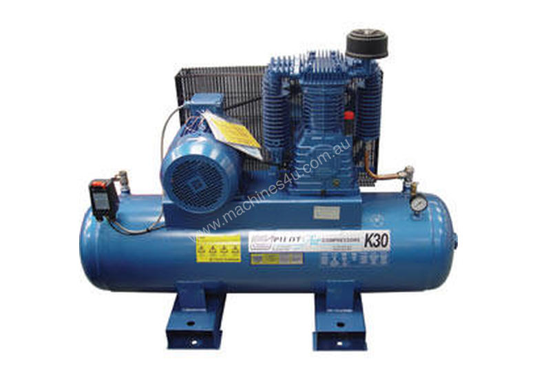 Pilot K35 Reciprocating Piston Compressor