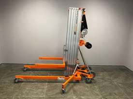 LiftSmart MLI-25 Material Duct Lift  - picture3' - Click to enlarge