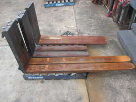Fork Tynes, 7 ton Used Forklift Attacmnent - picture0' - Click to enlarge
