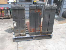 Fork Tynes, 7 ton Used Forklift Attacmnent - picture1' - Click to enlarge
