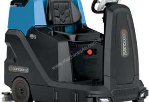 Conquest Equipment RIDE-ON POWER SCRUBBER