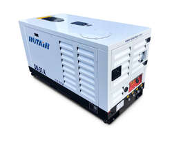 Portable Silent Box Compressor 25 HP 127CFM Rotair DS-37-5 - picture0' - Click to enlarge