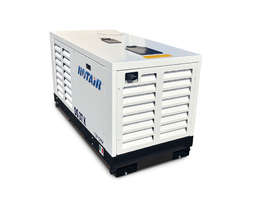 Portable Silent Box Compressor 25 HP 127CFM Rotair DS-37-5 - picture3' - Click to enlarge
