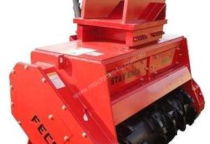 Fecon Bull Hog Mulcher Mulcher Forestry Equipment