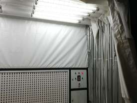 Portable Standard Spray Booth  - picture4' - Click to enlarge