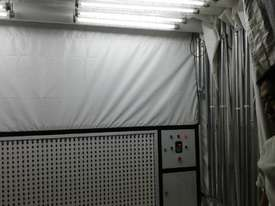 Portable Standard Spray Booth  - picture6' - Click to enlarge