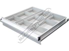 WTC-1450 Industrial Mobile Tooling Cabinet Workstation 1170 x 580 x 1450mm 100kg per Drawer - picture20' - Click to enlarge