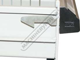 WTC-1450 Industrial Mobile Tooling Cabinet Workstation 1170 x 580 x 1450mm 100kg per Drawer - picture17' - Click to enlarge