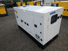 Ashita AG-40 Skid Mounted 30KvA Diesel Generator - picture1' - Click to enlarge