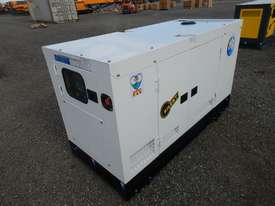 Ashita AG-40 Skid Mounted 30KvA Diesel Generator - picture2' - Click to enlarge