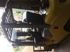 FORKLIFT- SNSC NissanLPG 2.5ton Container Mast Side Shift  6 Months Old 2000hrs  - picture12' - Click to enlarge