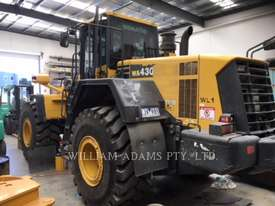 KOMATSU LTD. WA430-6 Wheel Loaders integrated Toolcarriers - picture0' - Click to enlarge
