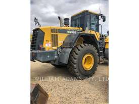 KOMATSU LTD. WA430-6 Wheel Loaders integrated Toolcarriers - picture1' - Click to enlarge