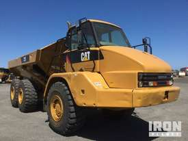 2005 Cat 725 Articulated Dump Truck - picture1' - Click to enlarge