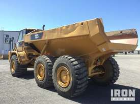 2005 Cat 725 Articulated Dump Truck - picture2' - Click to enlarge