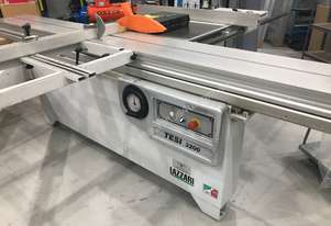 Lazzari 240V panel saw 3.2m sliding table