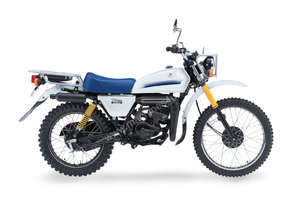 Suzuki   TF125 AG BIKE