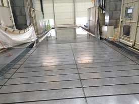 2010 SNK (Japan) Gantry Machining Centre model RB-8VM - picture2' - Click to enlarge