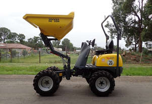 Wacker Neuson 1601 All Terrain Dumper Off Highway Truck