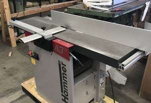 Hammer A3-31 Jointer/Thicknesser Excellent Condition