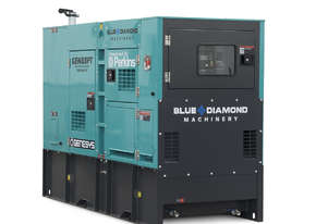 PERKINS Engine - 88kVA Diesel Generator - 415V - 3 Years Warranty