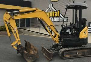 New Holland E35SR excavator for sale
