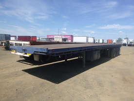 Fruehauf Semi Flat top Trailer - picture0' - Click to enlarge