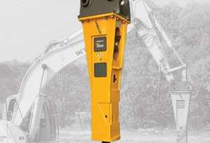 Indeco HP3500 Rock Breaker suits 24 - 30 T Excavators