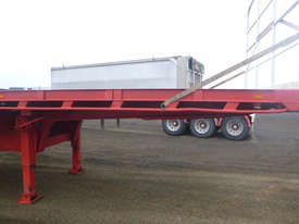 Freighter Semi Drop Deck Trailer - picture4' - Click to enlarge