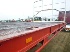 Freighter Semi Drop Deck Trailer - picture16' - Click to enlarge