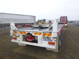 Freighter Semi Drop Deck Trailer - picture18' - Click to enlarge
