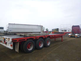 Freighter Semi Drop Deck Trailer - picture0' - Click to enlarge