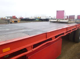 Freighter Semi Drop Deck Trailer - picture1' - Click to enlarge